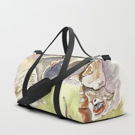 Spring Day Duffle Bag