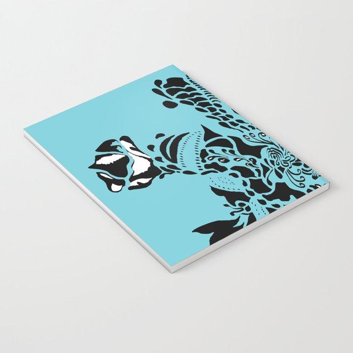 Floral Burst Notebook