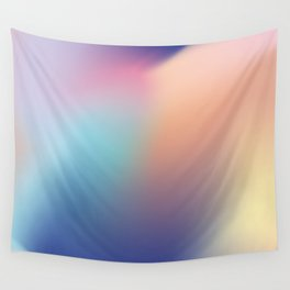 Gradient flow Wall Tapestry