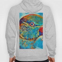 Ring-Necked Parakeet Hoody