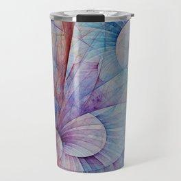 Abstract Composition 550 Travel Mug