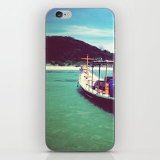Longboat, Thailand iPhone & iPod Skin