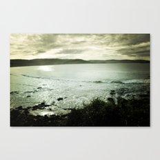 Moody Bay Canvas Print