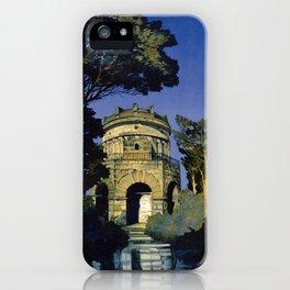 Vintage Ravenna Italy Travel iPhone Case