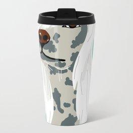 Chinese Crested Travel Mug