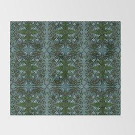 MoonWillow Tile Throw Blanket