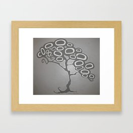 Oviod One Framed Art Print