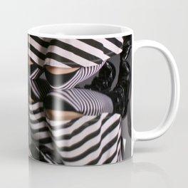 Stripes girl Coffee Mug