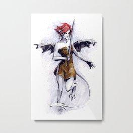 EccoXile Metal Print