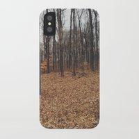 indiana iPhone & iPod Cases featuring Indiana Forest by Kurt Rahn