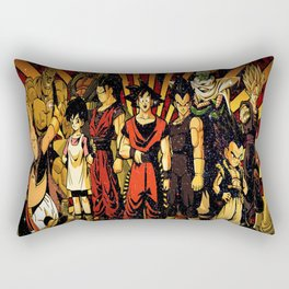 dragon ball Rectangular Pillow