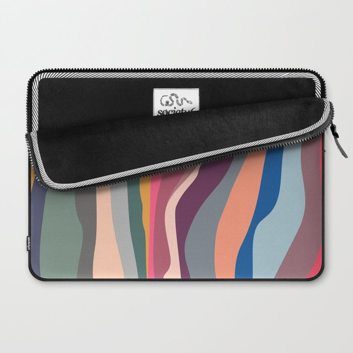 b37437e12f89 Order to Chaos Laptop Sleeve by tinalaliu