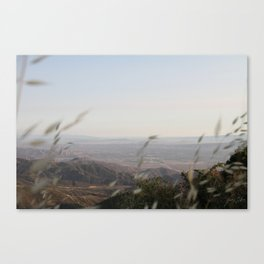 Rolling hills 2 Canvas Print