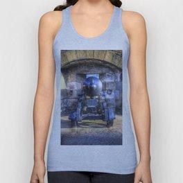 Cannon Edinburgh Castle Unisex Tank Top