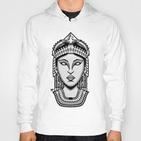 egyptian Hoodies featuring Egyptian by AhamSandwich