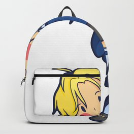 Young school enrollment First Class Gift Backpack