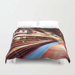 Quincy Stop Duvet Cover