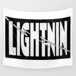 Lightnin Wall Tapestry