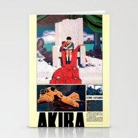 manga Stationery Cards featuring Manga 05 by Zuno