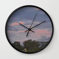 aperture Wall Clocks featuring A Misfit Day by Art That's Alive