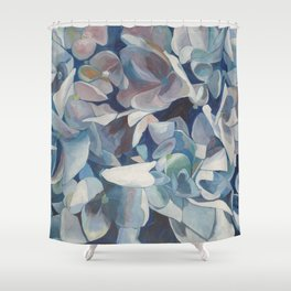Let Go of Knowing Shower Curtain