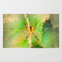 Orb Spider Rug