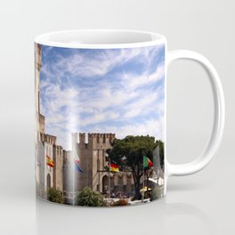 Scaliger Castle Coffee Mug