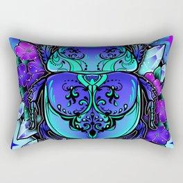 Scarab Rectangular Pillow