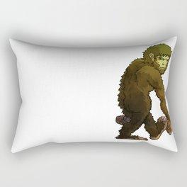 Bigfoot Rectangular Pillow
