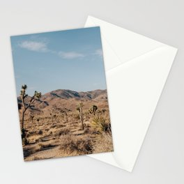 Joshua Tree, CA Stationery Cards