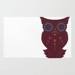 owl.  Rug