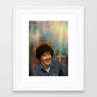 top gear Framed Art Prints featuring Top gear-batch by addigni