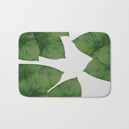 Banana Leaf I Bath Mat