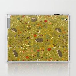 Hedgehog Meadow Laptop & iPad Skin
