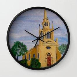 Episcopal Church, Holly Springs, MS Wall Clock