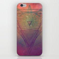 pyrymyd xrayyll iPhone Skin