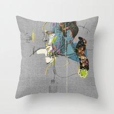 Marvin Gaye Throw Pillow