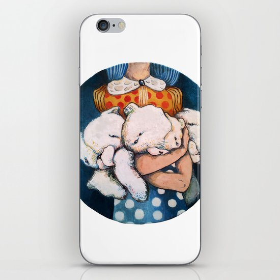 Goodnight story iPhone & iPod Skin