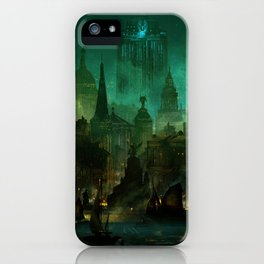 Angelwatch iPhone Case