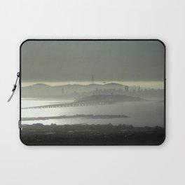 Silver California Laptop Sleeve