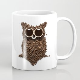 Coffee Owl Coffee Mug