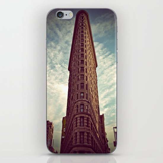 Tourismacation iPhone & iPod Skin