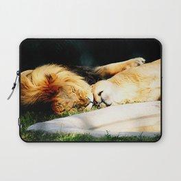 Cat Nap (Jungle Love) Laptop Sleeve