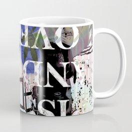 PISS AND LOVE Coffee Mug