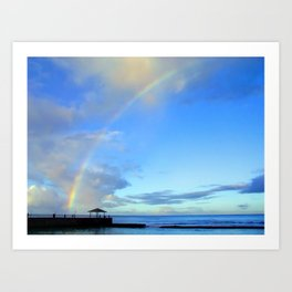 Hawaiian Promise Art Print