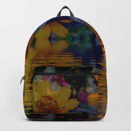 Dusted  Zinnias Backpack