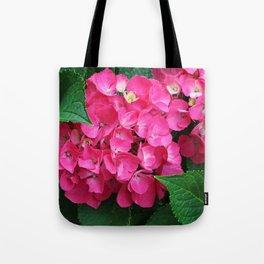 Spring Hydrangea Tote Bag