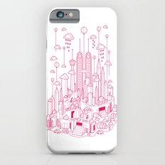 Kuala Lumpur (Red ver.) iPhone 6s Slim Case