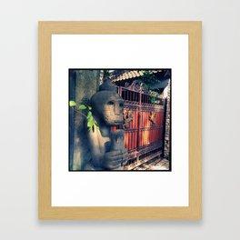 Ketut Framed Art Print