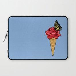 Butterfly Ice Cream Laptop Sleeve